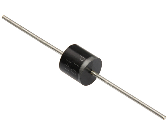 10 Stück Kunststoffgehäuse 1000V 10A Gleichrichterdioden 10A10 CB